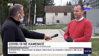 RTK3 Lajmet e orës 14:00 31.03.2020