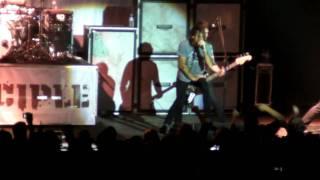Disciple - Shot Heard 'Round The World (LIVE @ Forum Civic Center in Rome, GA 10-23-11)