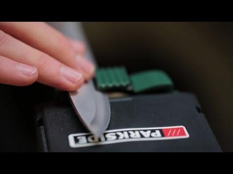 Produktvideo | Parkside Schärfstation PSS65 A1 | Lidl lohnt sich