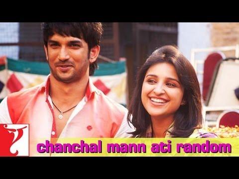 Chanchal Mann Ati Random Song | Shuddh Desi Romance | Sushant Singh Rajput | Parineeti | Divya