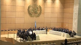 Opening Intra-Syrian negotiations, UN envoy calls for collective action from all sides