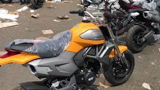 Giá xe GPX gồm 6 mẫu moto đã về Việt Nam sắp được công bố