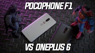 Can Xiaomi Pocophone F1 Take On The OnePlus 6? Tell me, do you bleed?
