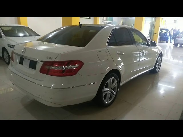 Mercedes Benz E Class E250 2010 for Sale in Rawalpindi