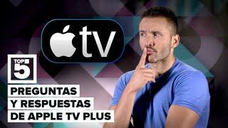 Apple TV Plus: cuándo llega y otras dudas del servicio