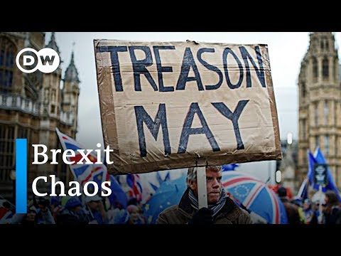 After May's Brexit defeat: Britain on the road to disaster? | DW News