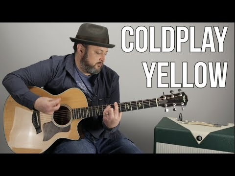 "How To Play ""Yellow"" By Coldplay On Guitar Mp3"
