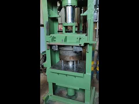 Single Action Deep Drawing Press