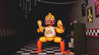 FNaF SFM Try Not To Laugh Challenge (Funny FNAF Animations)