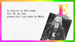 Kadr z teledysku Sing Me No Sad Songs tekst piosenki Elton John