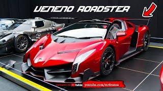 Gila! 10 Mobil Lamborghini Termahal Di Dunia