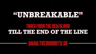 "Video Minority - ""Unbreakable"" (Lyric Video)"