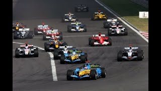 2005 F1 Chinese Grand Prix (Full GP)