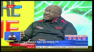 No changes will be made on the Kenya 7's technical bench despite poor performance