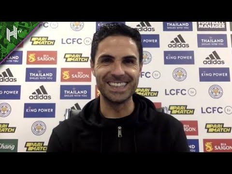 I understand why people ask about Mesut I Leicester 0-2 Arsenal I Arteta press conference