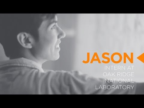 Undergraduate Research at ORNL - Jason Martin