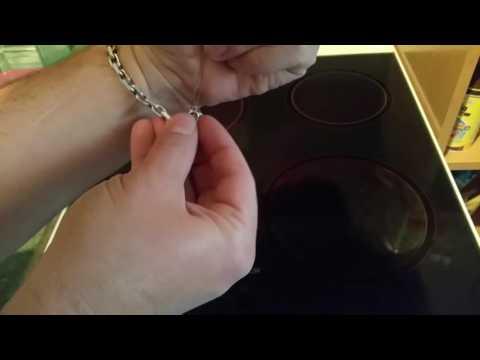 Kette/Armkette/Armband einfach schließen/verschließen - Frauen werden es lieben