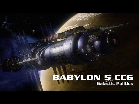 Babylon 5 CCG - Galactic Politics