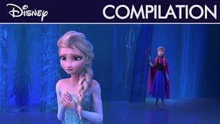 La Reine des Neiges - Toutes les chansons du film ! | Disney