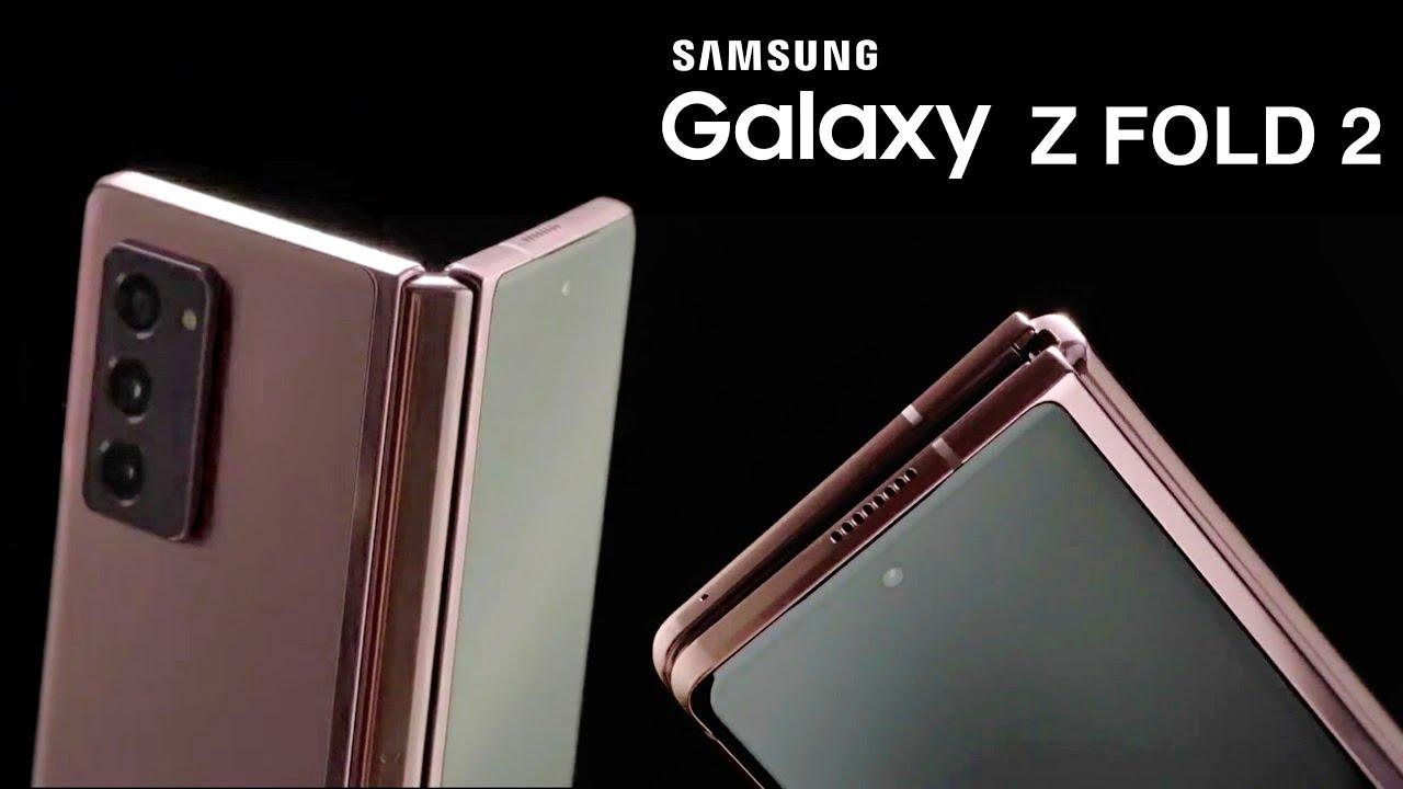 Lý do để mua  Samsung Z Fold 2
