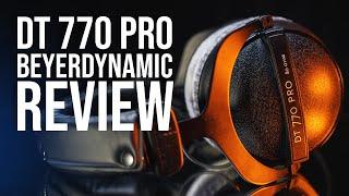 Beyerdynamic DT 770 Pro Test [Tatsächlich der beste günstige Kopfhörer?]