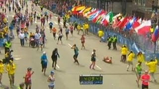 Boston Marathon Explosions: Terror at the Finish Line