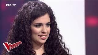 Dora Gaitanovici - Je suis malade | Semifinala | Vocea Romaniei 2018