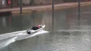 preview picture of video 'SAM 0602 Motorowka na rzece Marne w Lagny sur Marne'