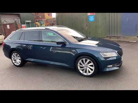 SKODA SUPERB 2.0 LAURIN AND KLEMENT TDI 5DR