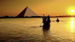 Пирамида Хеопса(внутри)