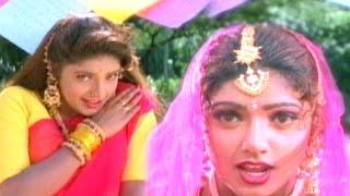Maa Perati jamchettu Full Video Song    Pelli Sandadi Movie    Srikanth, Ravali, Deepthi Bhatnagar