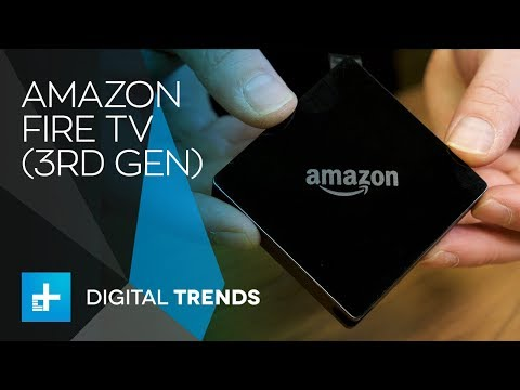 Amazon Fire TV (3rd Gen) - Hands On Review