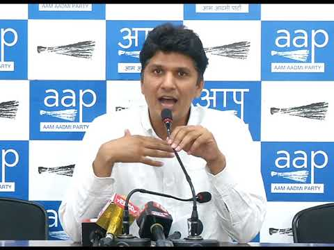 Aap Chief Spokesperson Briefs on the Ghazipur Rape Case incident
