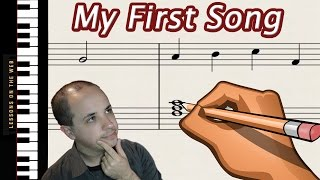 Your First Music Composition Lesson - For Beginners
