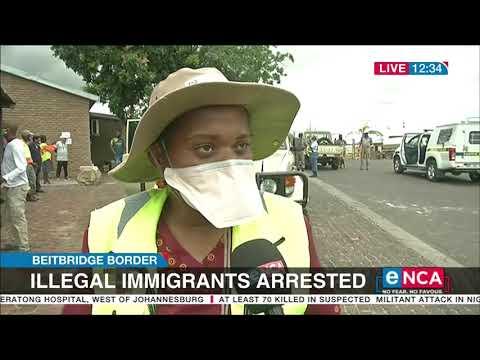 Beitbridge border: Motsoaledi says army makes over 500 arrests daily