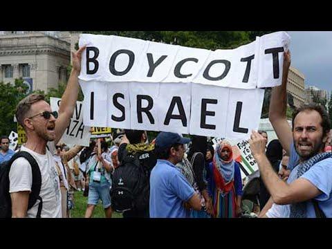Jom Boikot Israel!