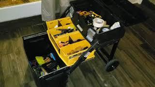 3 years later. Dewalt rolling tool box