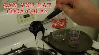 What Happens When You Boil And EAT Coca Cola (Featuring L.A. BEAST)