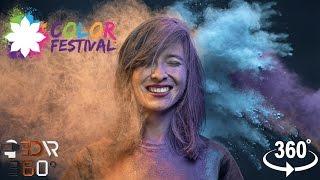 ColorFest Moscow 25.06.2016 Панорамное видео 360 / Виртуальная Реальность 3DVR 360