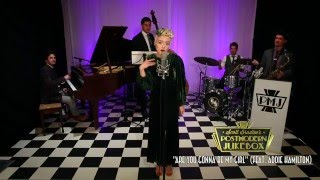 Are You Gonna Be My Girl   Vintage Swing Jet Cover Ft. Addie Hamilton