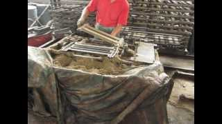 Изготовление стержней в нагреваемой оснастке