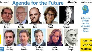 Agenda for the Future - Launches at Birkbeck in Collaboration with the London Futurists