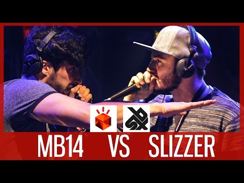 MB14 vs SLIZZER  |  Grand Beatbox LOOPSTATION Battle 2017  |  1/4 Final