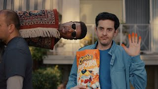 Now everyone can have the super power of Cheetle at their fingertips. Check out the Cheetos Super Bowl spot… starring new Cheetos Popcorn. Out now. #Cheetos #ItsCheetle #CantTouchThis