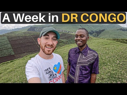 A Week in D.R. CONGO 🇨🇩(country #185)