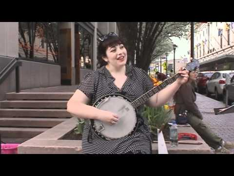 Jenna Weintraub - Rochester City Newspaper's 2nd Annual Best Busker Contest