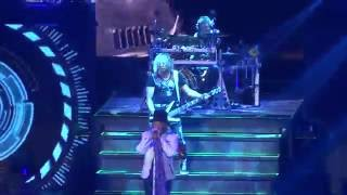 Def Leppard - Man Enough Live - July 9, 2016 - Grand Rapids, Michigan