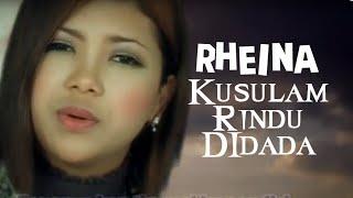 Lirik Lagu Kusulam Rindu Didada - Rheina, Lengkap dengan Chord Kunci Gitar