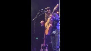 The most awesome view of JP Cooper at Vocals & Verses - What Went Wrong Live Vocals & Verses