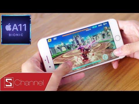 Tại sao nói chip A11 Bionic trên iPhone X, iPhone 8 thực sự là một cuộc cách mạng?